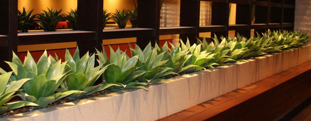 Hospitality Decorating: Design Ideas - Artificial Plants Unlimited Blog