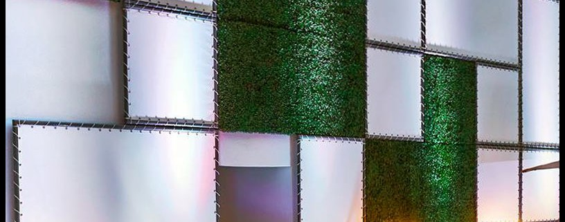 Outdoor Artificial Green Walls