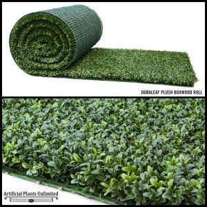 Duraleaf Plush Boxwood Roll