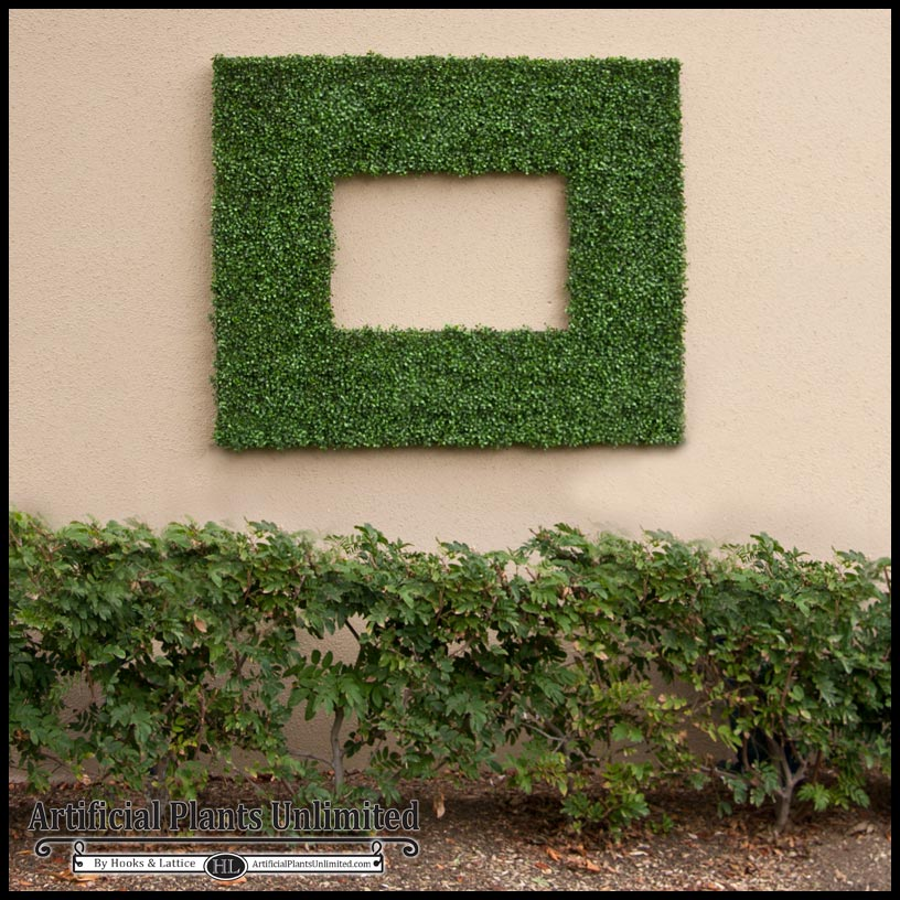 Boxwood Sign Frame