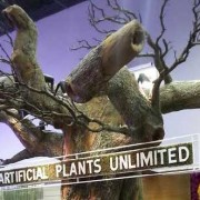 Artificial Plants Unlimited Booth - IAAPA Expo 2015 Orlando, Florida