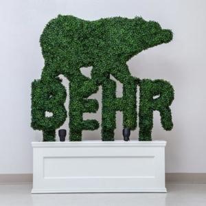BEHR Custom Topiary